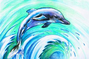 Dolphin by DannyWilde
