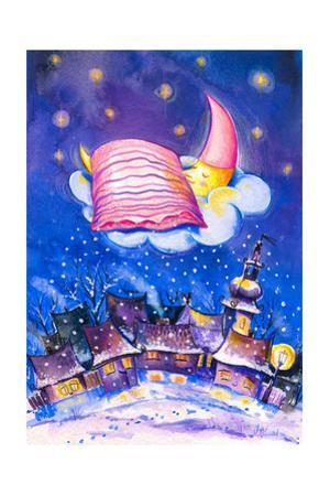 Sleeping Moon by DannyWilde