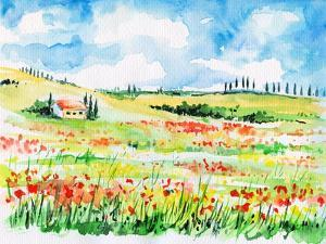 Tuscany by DannyWilde