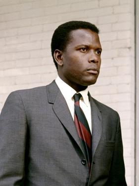 Dans la chaleur by la nuit IN THE HEAT OF THE NIGHT by NormanJewison with Sidney Poitier, 1967 (pho
