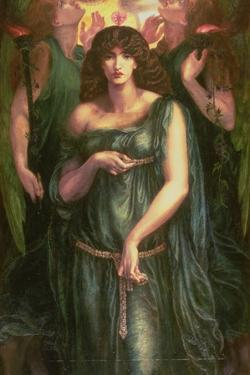 Astarte Syriaca, 1877 by Dante Gabriel Rossetti
