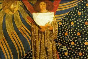 Dante's Amore by Dante Gabriel Rossetti