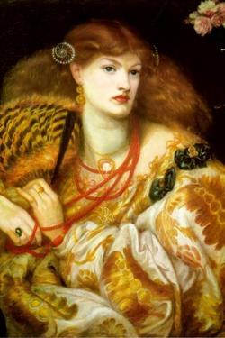 Monna Vanna by Dante Gabriel Rossetti
