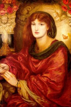 Sybilla Palmifera by Dante Gabriel Rossetti