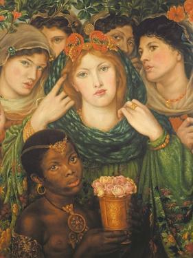 The Beloved (The Bride) 1865-66 by Dante Gabriel Rossetti