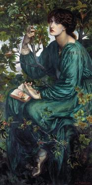 The Day Dream, 1880 by Dante Gabriel Rossetti