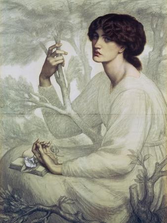 The Day Dream, 19th Century by Dante Gabriel Rossetti