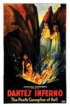 Dante's Inferno - 1922