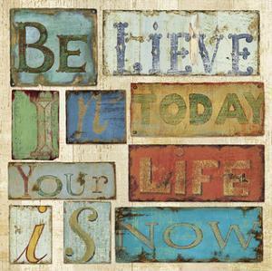 Believe & Hope I by Daphné B