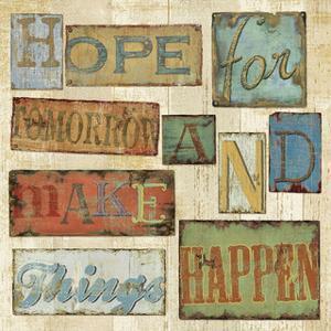 Believe & Hope II by Daphné B