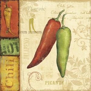 Hot & Spicy I by Daphné B
