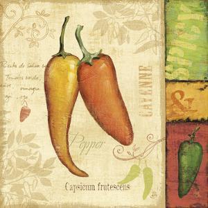 Hot & Spicy II by Daphné B