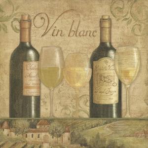 Vineyard Flavor I by Daphné B.