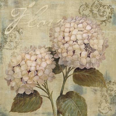 Vintage Petals II