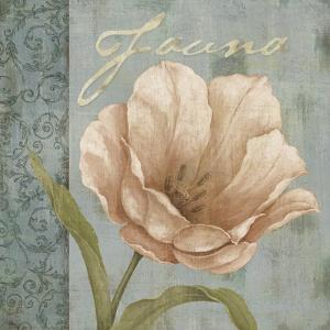 Vintage Petals VIII by Daphné B.