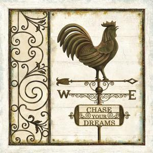 Weathervane Wisdom II by Daphné B.
