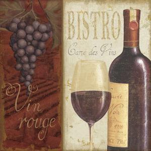 Wine List I by Daphné B
