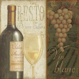 Wine List II by Daphné B