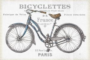 Bicycles II by Daphne Brissonnet