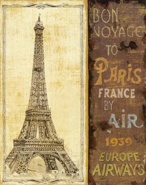 Bon Voyage II by Daphne Brissonnet