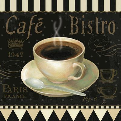Cafe Parisien IV by Daphne Brissonnet