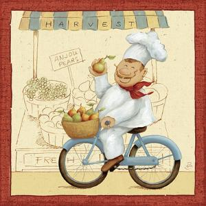 Chef's Market II by Daphne Brissonnet