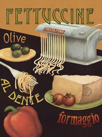Fettuccine by Daphne Brissonnet