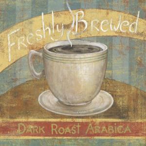 Fresh Brew I by Daphne Brissonnet