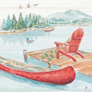Lake Moments IV by Daphne Brissonnet
