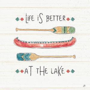Lake Moments V by Daphne Brissonnet
