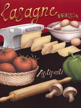 Lasagna by Daphne Brissonnet