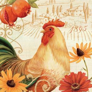 Mattina Toscana I by Daphne Brissonnet