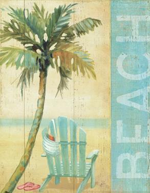 Ocean Beach I by Daphne Brissonnet