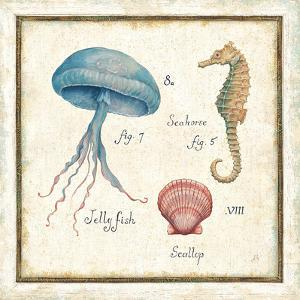 Oceanography III by Daphne Brissonnet