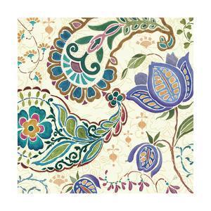 Peacock Fantasy V by Daphne Brissonnet
