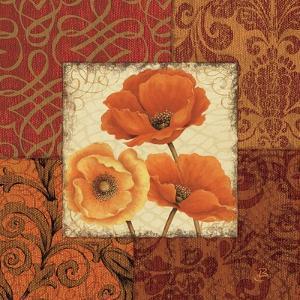 Poppy Spices II by Daphne Brissonnet