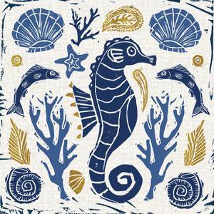 Primitive Sea VI by Daphne Brissonnet