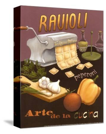 Ravioli by Daphne Brissonnet