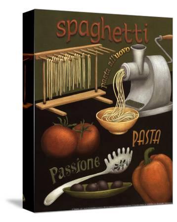 Spaghetti by Daphne Brissonnet