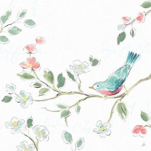 Springtime III No Words by Daphne Brissonnet