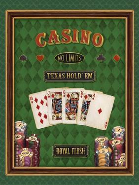Texas Hold 'Em by Daphne Brissonnet