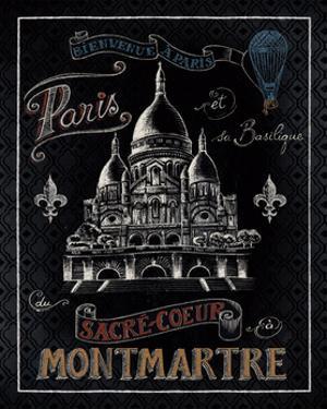 Travel to Paris III by Daphne Brissonnet