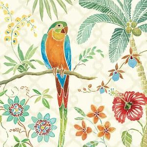 Tropical Paradise IV by Daphne Brissonnet