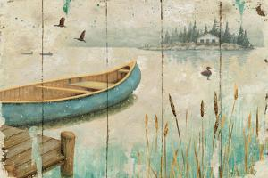 Waterside V by Daphne Brissonnet