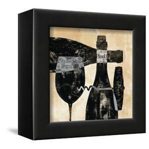 Wine Selection I by Daphne Brissonnet