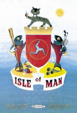 Isle of Man by Daphne Padden