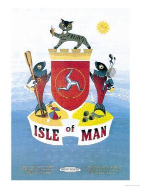 Isle of Man by Daphne Padden