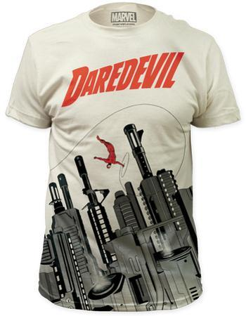 Daredevil - Gun City