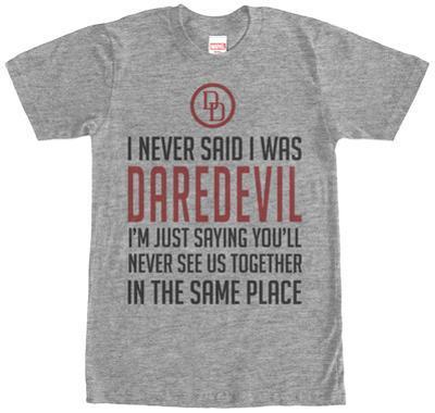 Daredevil- Never The Same Place