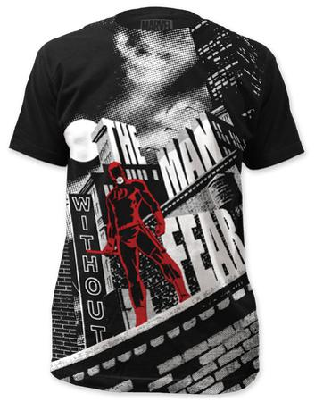 Daredevil - Without Fear (slim fit)